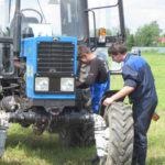 Тракторист-машинист сельскохозяйственного производства